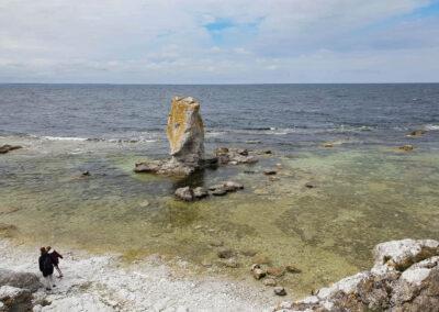 Gotlando sala. Švedija
